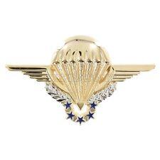 Brevetto Paracadutista Militare Halo Francese & Legione Straniera Divisa Uniform