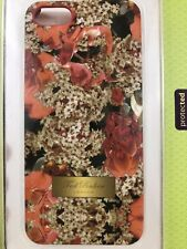 "Iphone 5 Ted Baker Designer Hardcase New ""Tornay Bloom"" Flower Print"