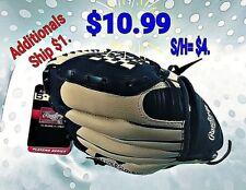 "Brand New Rawlings Players Series T-Ball Baseball Glove Mitt 10"" Pl609C Ages 5-7"