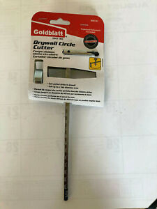 Goldblatt Tool Drywall Circle Cutter