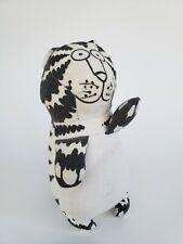 Vintage Knickerbocker B. Kliban Toy Cat Plush Stuffed Animal 1980s Old Doll !