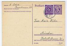 Bizone / GA P 903I/01, ZusFr Paunzhausen, 12.8.46