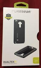 Brand New Pure Gear DualTek Case for LG G Vista 2 - Black/Gray