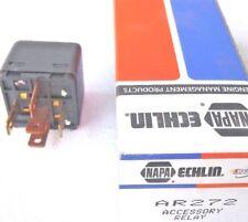 Napa Echlin Accessory Relay AR272; fits Various 1968-2012 DOMESTIC & IMPORT Cars