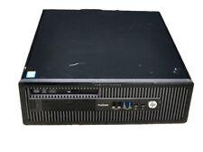 HP ProDesk 400 G1 SFF i5-4570@3.2GHz 4GB 500GB HDD DVDRW WIN 8.1 PRO