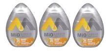 Mio Mango Peach Liquid Water Enhancer 3 Bottle Pack