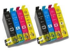 LOT DE 8 Cartouches d'encre T1636 XL  Epson compatibles imprimantes WorkForce WF