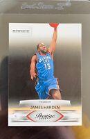2009-10 Panini Prestige James Harden Rookie Card #153