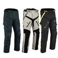 Herren Motorradjeans Motorradhose Jeans Hose mit Protektoren Hose Gr S-5XL
