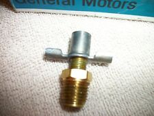 NOS Radiator Petcock Draincock RS, SS, Z28
