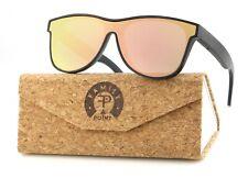 Familypoint - Mujer Y Hombre Bambú Madera Gafas de Sol - Polarizadas & UV400