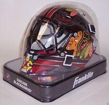 Chicago Blackhawks Franklin Sports NHL Mini Goalie Mask Helmet - NEW in BOX