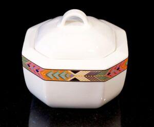 Beautiful Villeroy Boch Heinrich Cheyenne Sugar Bowl And Lid
