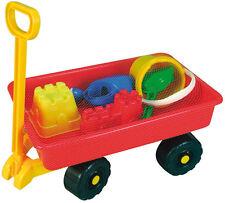 Simba Hand-Sandwagen mit Sandspielzeug 100 Kg Tragkraft