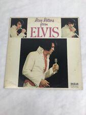 Elvis Presley - Love Letters From Elvis Original Near Mint Tan Label LP