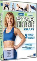 DVD - Stella Trainers - Forza - Forme Uno Stahlharten Corpo - Nuovo/Originale