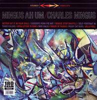 """Charles Mingus : Mingus Ah Um Vinyl 12"""" Album (2016) ***NEW*** Amazing Value"""