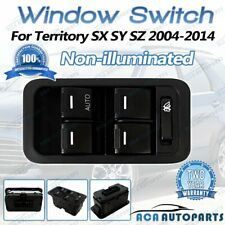 Master Power Window Switch for Ford Territory SX SY SZ TX Non-illuminated Black