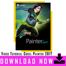 Video Tutorial Corel Painter 2017