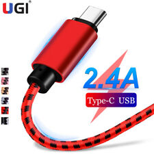 0.25M~3M Fast Charging Cable 2.4A Phone Charger Data Sync Micro USB Type C Cable