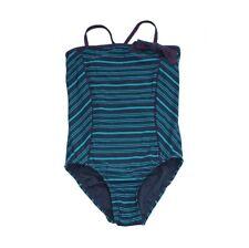 Little Marc Jacobs Striped One-Piece Swimsuit Swimwear Size 6 Year Old