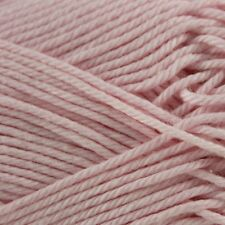 Patons Cotton Blend 8 Ply #15 Baby Pink Cotton/acrylic 50g