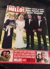 HELLO 445 ROY ORBISON PHIL COLLINS MARK PHILLIPS DAVID SEAMAN CLAUDIA SCHIFFER