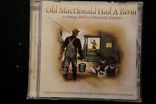 Old Macdonald Had A Farm 22 Songs, Stories & Nursery Rhymes  (REF BOX C48)