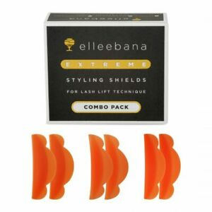 Elleebana EXTREME STYLING SHIELDS Combo styling shields for lash lift