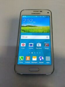 Samsung Galaxy S5 Mini 16GB - White (US Cellular) - Fully Functional -Read Below