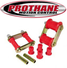 Prothane 4-804 Rear Leaf Spring & Bushing Shackles Cuda Challenger Duster 70-76