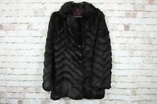 Coney Fur Coat size Uk 10 No.U205 18/4