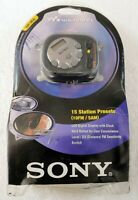 Sony SRF-M35 Walkman Portable AM/FM Radio