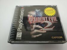 New ListingResident Evil 2: Dual Shock (PlayStation 1, 1998) Ps1 includes Manual