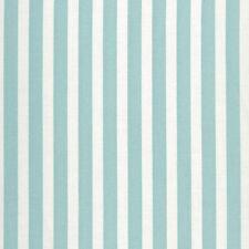 AU MAISON Wachstuch Stripe Big Aqua Sky Streifen beschichtete Baumwolle 0,5Meter