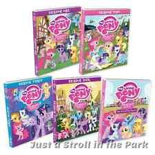 My Little Pony Friendship is Magic TV Series Complete Season 1 2 3 4 + UNCUT DVD