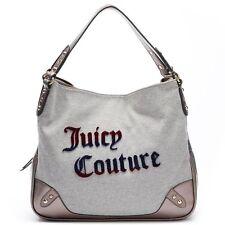 Juicy Couture Women's Bag Jennifer Logo Shopper Satchel Tote Shoulder Fashion -