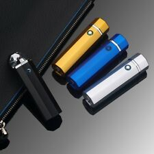 Cigarette Dual Arc Plasma Flameless and Windproof Lighter. Includes USB cable.