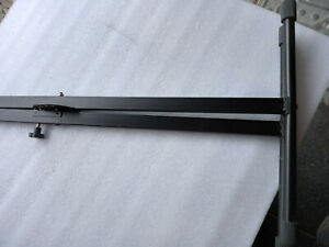used modified Double Braced X Frame Keyboard Stand