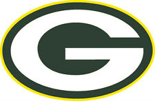 Green Bay Packers NFL Color Die-Cut Decal / Car Sticker *Free Shipping