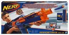 Brand New NERF Elite RAPIDSTRIKE CS-18 Dart BLASTER