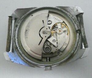 Meister Anker Automatic 30 Jewels watch movement Clockwork runs fur parts(K270)