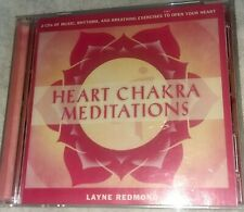 Layne Redmond Heart Chakra Meditations CD 2 Disc Set 2005 Sounds True