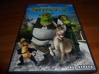 Dreamwork's Shrek 2 (DVD, 2004, Full Frame)