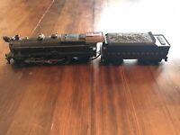MTH 30-1115-1 Pennsylvania 4-6-2 K4 Pacific Steam Locomotive & Tender /Box