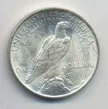USA  1 Dollar Peace Dollar 1923 vz  Silber
