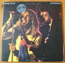 Cheap Trick at Budokan Vinyl LP Album Epic Records PE 35795 VG/EX