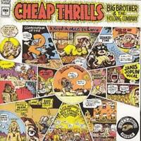 Big Brother and the Holding Company : Cheap Thrills CD (1999) ***NEW***