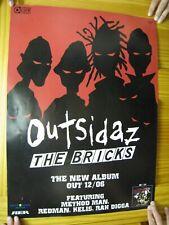 Outsidaz Poster The Bricks Method Man Redman Kelis Digga