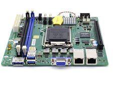 MSI Server Mainboard mini-ITX Socket Sockel 1150 DDR3 2x GbE IPMI SATA3 new/neu